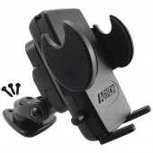 """1"""" Multi-Angle Adhesive Dashboard/Console Mount with Mega Grip Smartphone Holder"""