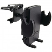 Removable Air Vent Mount with Mega Grip Smartphone Holder
