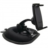 Mini Friction Dashboard/Windshield Mount with Slim-Grip