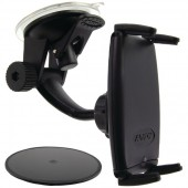 Deluxe Windshield/Dashboard/Console Mount with Slim-Grip