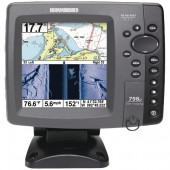 798ci HD SI  GPS Color Fishfinder